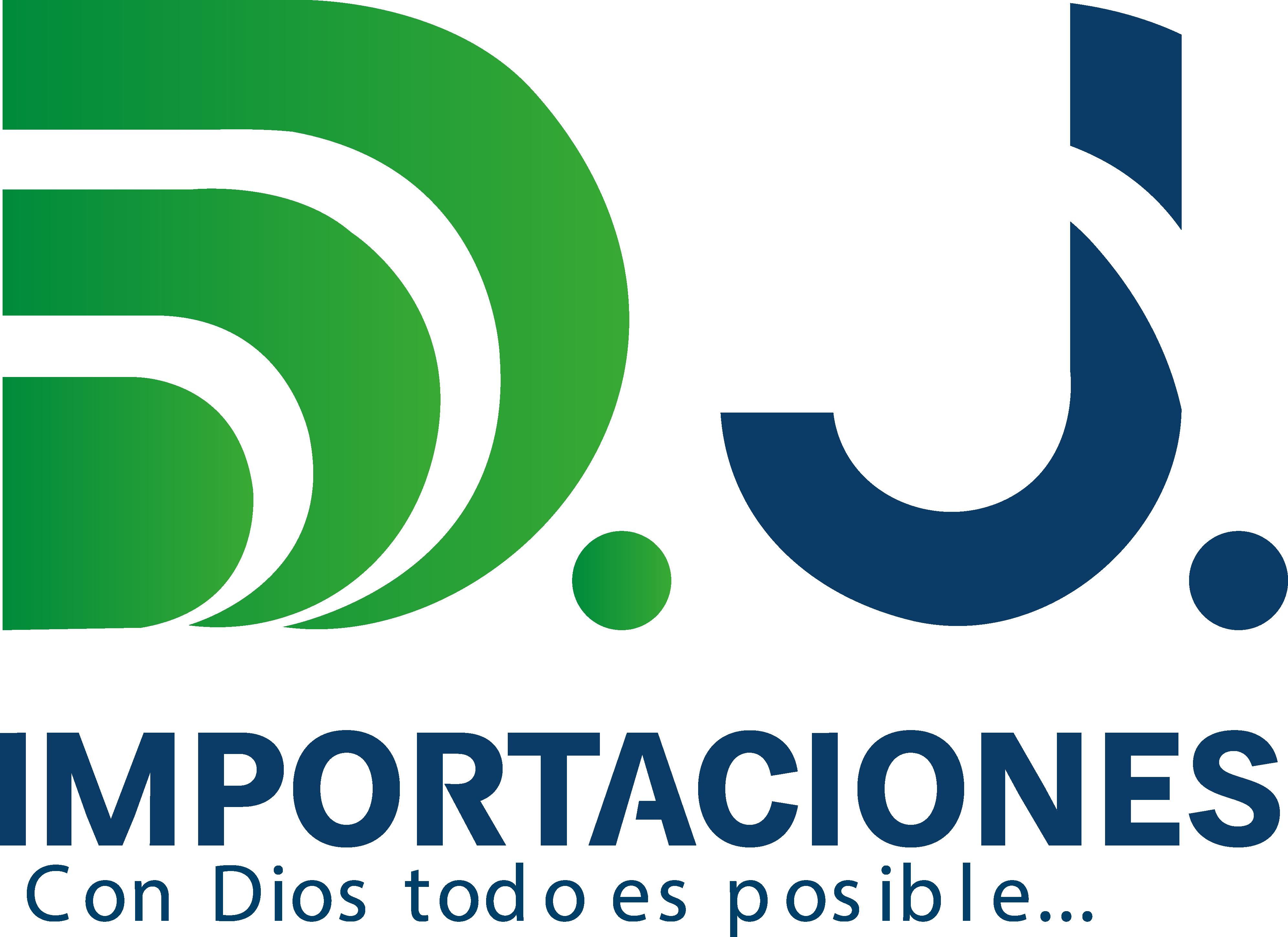 DJ Importaciones Logo